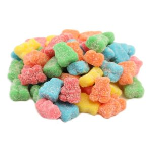 U07342 - Sour Neon Gummy Bear