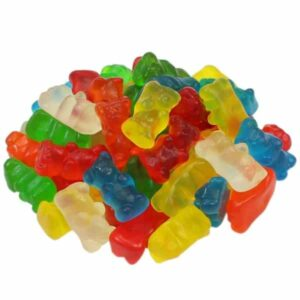 Will Gummy Bears Ever Rule the World?